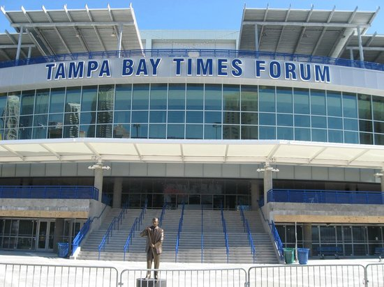 Amalie Arena : Tampa Bay Times Forum