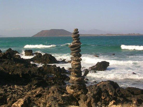 ClubHotel Riu Oliva Beach Resort: Insel Lobo , und Lanzarote