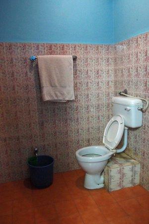 Trekkers' Home: bathroom(Family room)