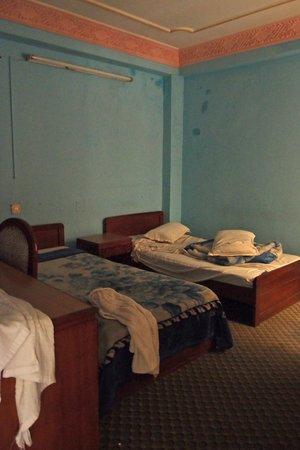 Trekkers' Home: twin room