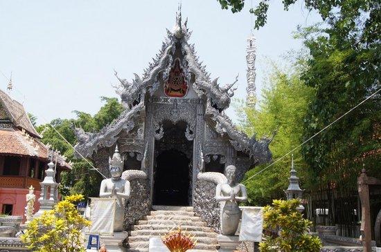 Dusit D2 Chiang Mai : Silver Temple