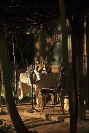Heritance Kandalama: Dinner