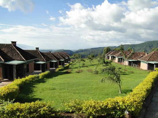 Nyungwe Top View Hill Hotel: Cabins