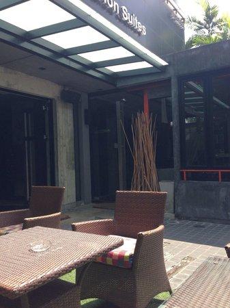 The Fusion Suites Bangkok: L'entrée
