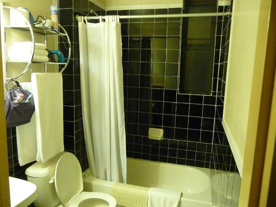 Wolcott Hotel: la salle de bain