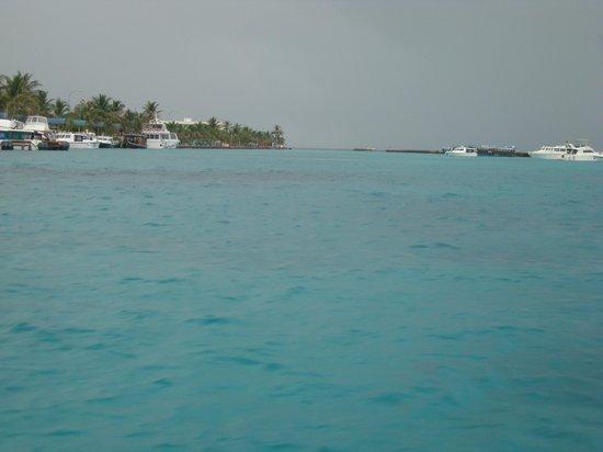 Paradise Island Resort & Spa : Sea