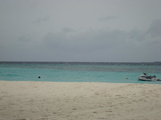 Paradise Island Resort & Spa : Beach