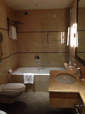 Starhotels Tourist: Bagno camera Classic