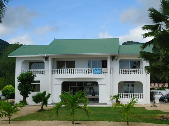 Jamelah Beach Guest House : the Guest house