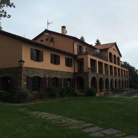 Husa Sant Bernat: hotel