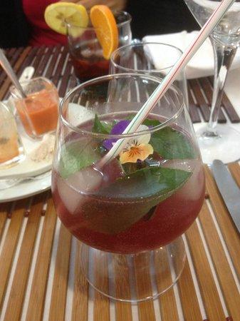 Un Parfum D'oxalis: Cocktail sans alcool