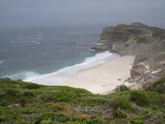 Cape Point: The wonderful Dias beach