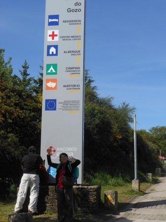 Monte do Gozo: Servizi