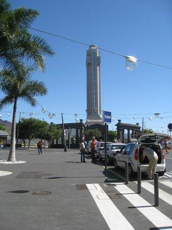 Plaza de España: Plaza de Espana