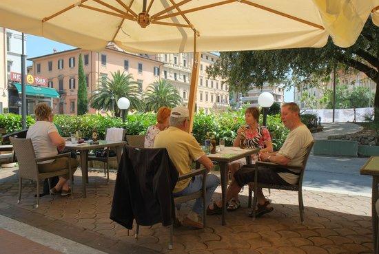 Hotel Puccini: Ett bättre och godare alternativ till hotellmaten i Montecatini Terme