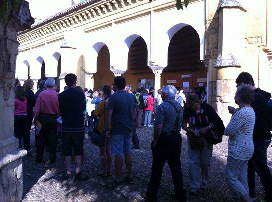 Cathédrale de Cordoue : チケット売り場