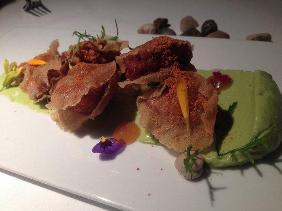 Bailara Restaurant: Entrante