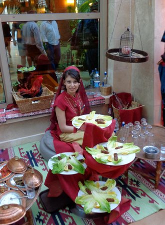 Paloma Pasha Resort : Soirée Turque
