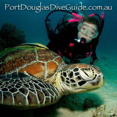 ABC Scuba Diving Port Douglas: Dive with 'The Port Douglas Dive Guide' photo by Jay Wink April 2014