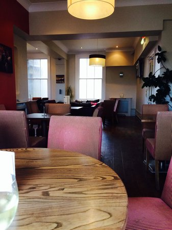 Best Western York House Hotel: Bar area