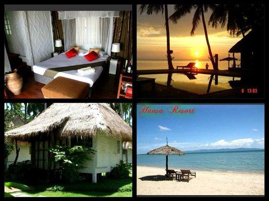 Hansa Beach Resort: Hansa resort