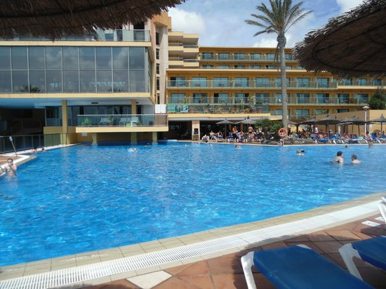 SBH Club Paraiso Playa: piscine