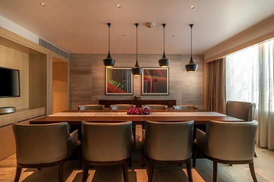 Park Hyatt Chennai: Presidential Suite - Meeting Room