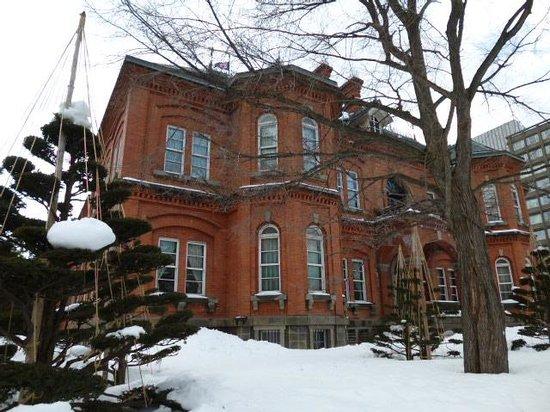 Former Hokkaido Government Office Building: 見ごたえ充分!
