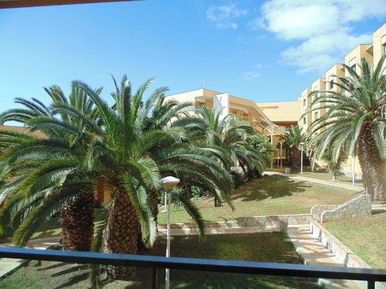 SBH Club Paraiso Playa : vue chambre