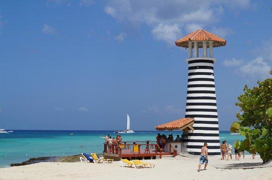 Iberostar Hacienda Dominicus: plage