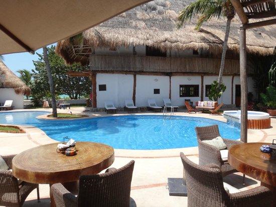 CasaSandra Boutique Hotel: piscine
