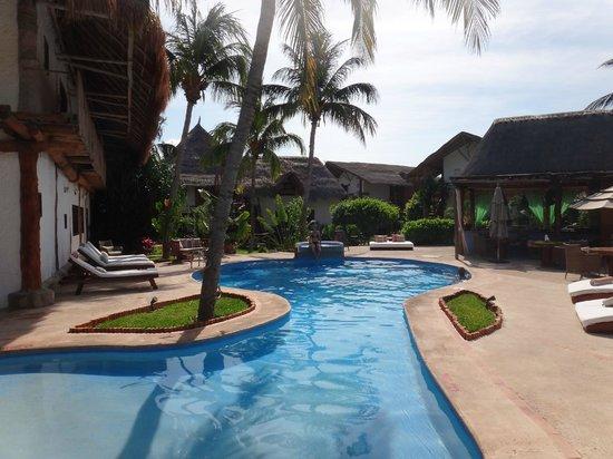 CasaSandra Boutique Hotel : piscine