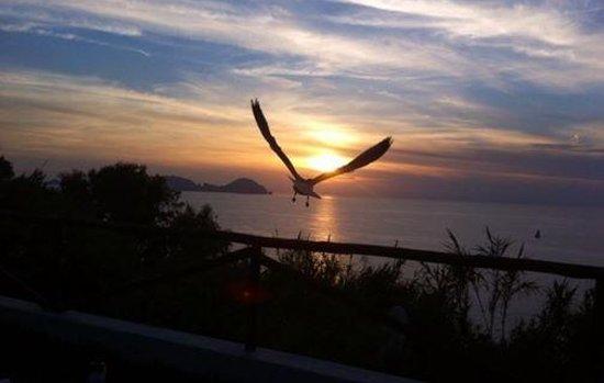 CasaVictoria: il tramonto sabato 10 maggio 2014