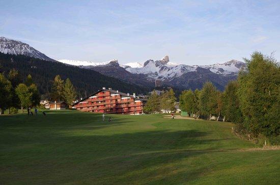Golf Club Crans-sur-Sierre : Crans-Montana是瑞士名氣最大的球場
