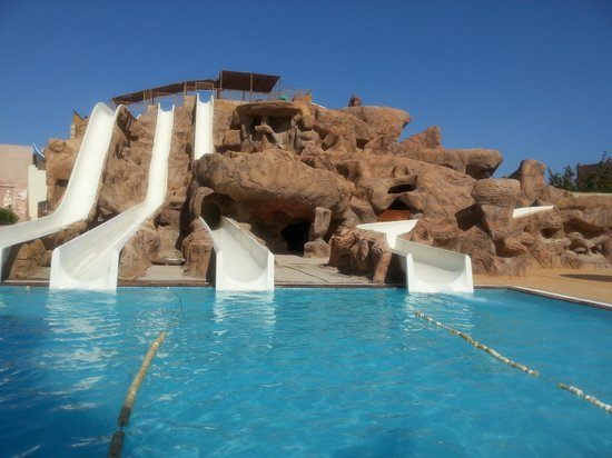 Park Inn by Radisson Sharm El Sheikh Resort: some of the sides