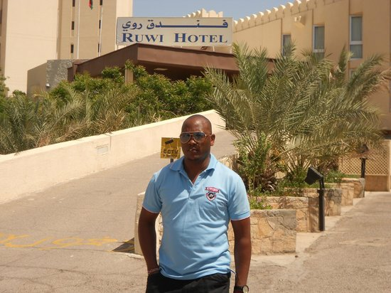 Tulip Inn Downtown Muscat : Ruwi Hotel,Oman,the Best Option for couples,Families & a Group of travelers.