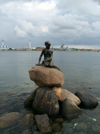 Scandic Webers: little mermaid