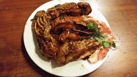 Jogoya : Rock lobster