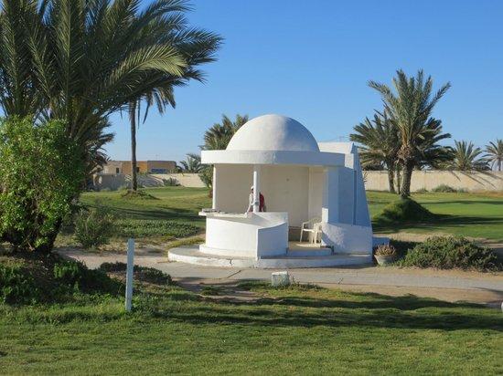 Djerba Golf Club: La casetta dello Starter