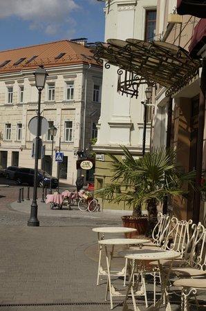 Vilnius Old Town: улочки Старого города