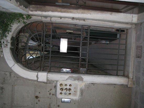 Hotel da Bruno : Gate