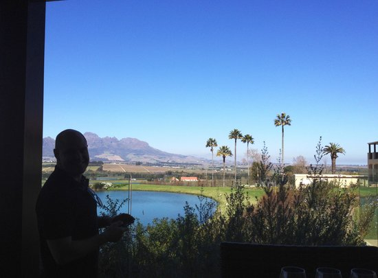 Asara Wine Estate & Hotel: view