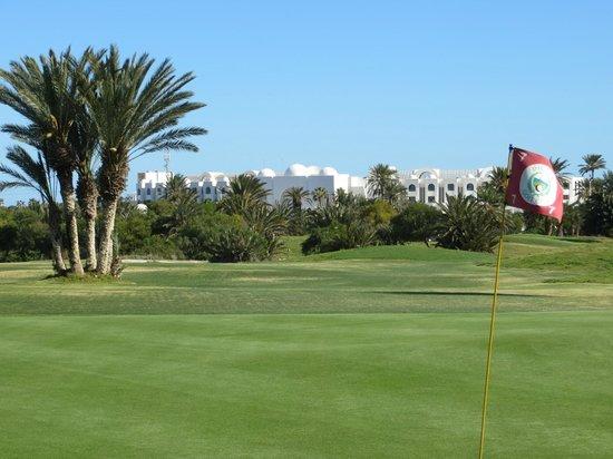 Djerba Golf Club: vista panoramica