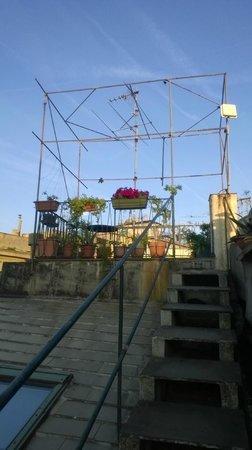 I Tetti di Genova B&B : Terrazzo 2