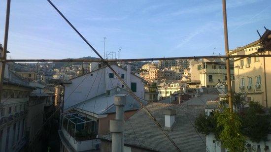 I Tetti di Genova B&B : Terrazzo 3