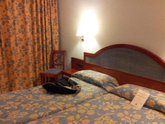 Universal Hotel Lido Park: habitacion