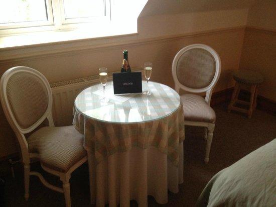 The Winning Post: Bedroom