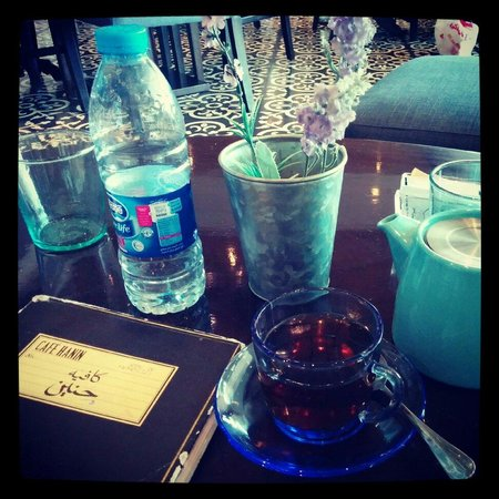 Cafe Hanin : Drinks