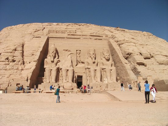 Abu Simbel: Temple of Ramesses II