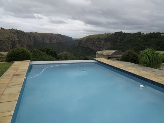The Gorge Private Game Lodge & Spa: Just want to swim!